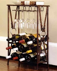 for racks or catalog c rack countertops small to table hang capacity wine bottle