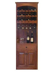 Wine and glass storage cabinets differ from refrigerated wine cabinets because they are often simply a storage solution that does not offer temperature ...  sc 1 st  Wine Cabinets & Wine And Glass Storage Cabinets
