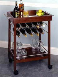 Table Top Wine Racks