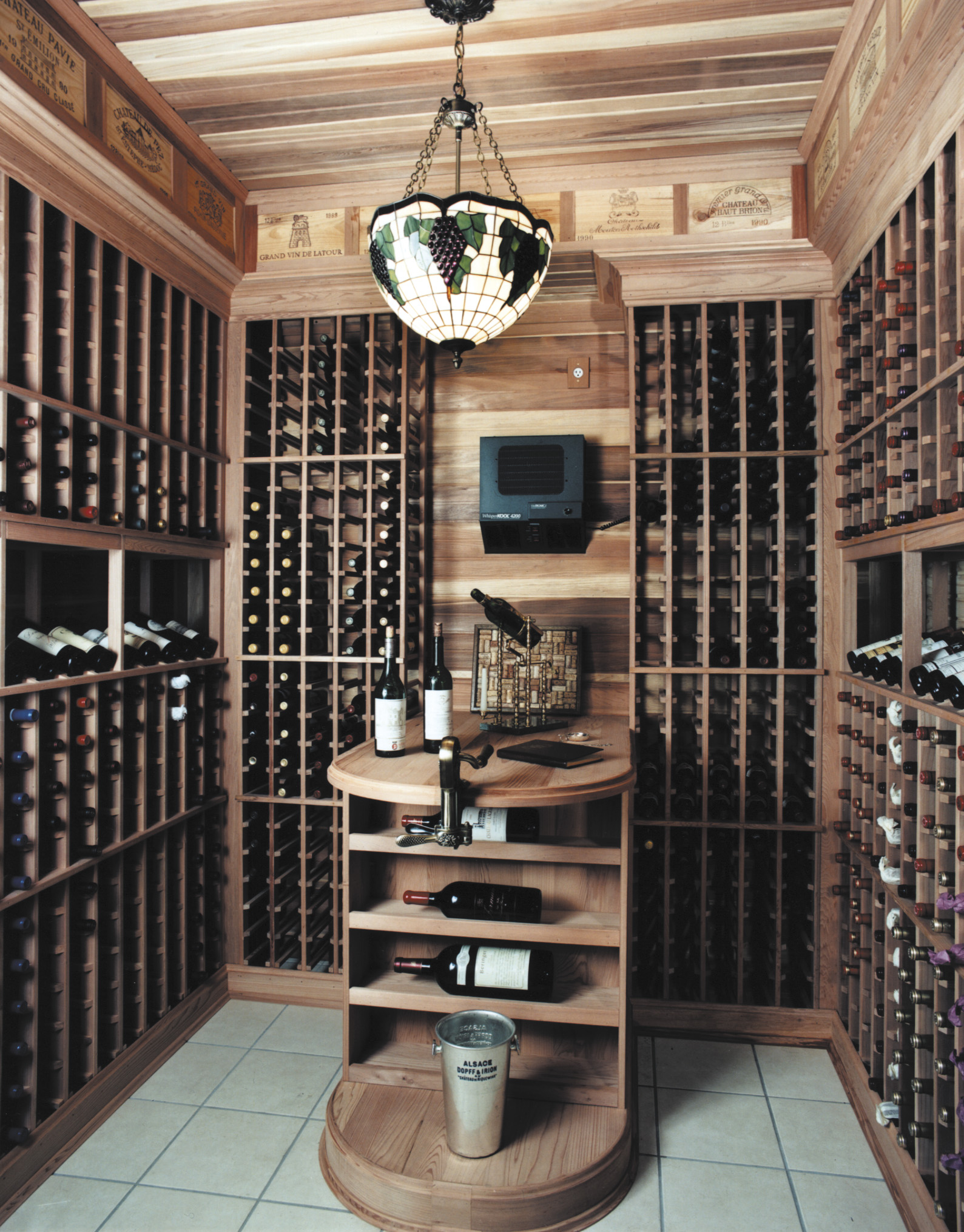 winecabinets - wine storage options