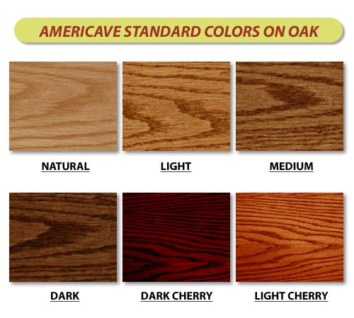 Standard Oak Wood Exterior Choice Of Stain Colors Click Here